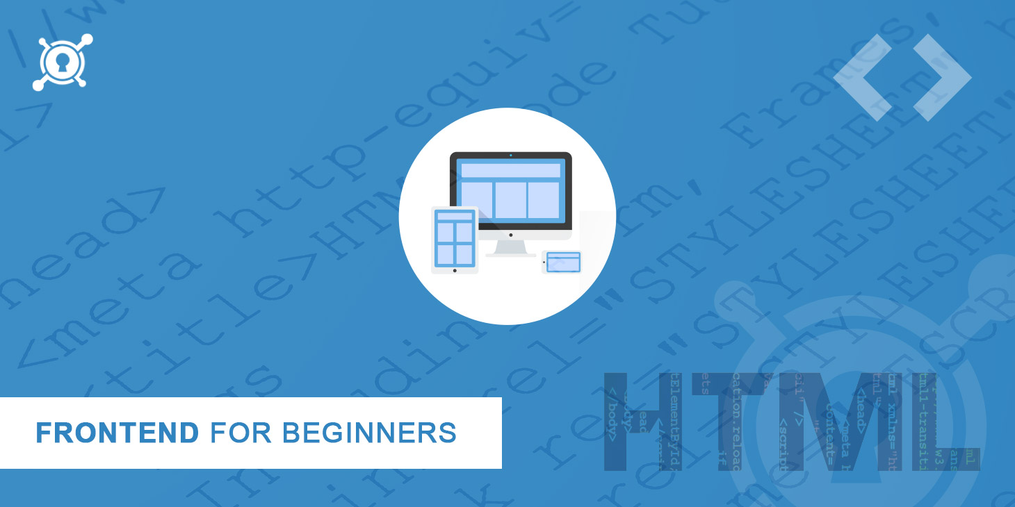 Frontend for beginners