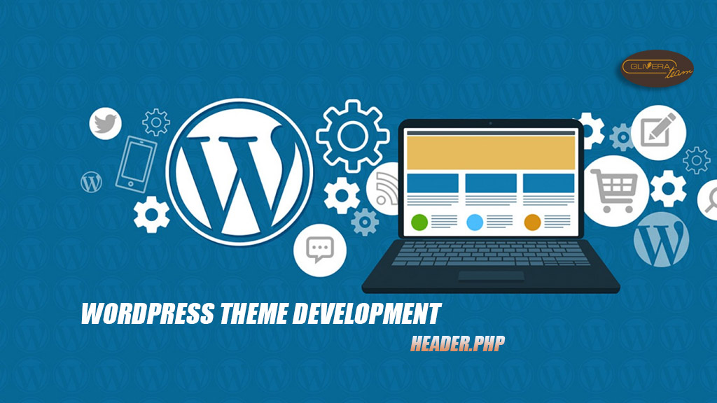WordPress theme development – Header php