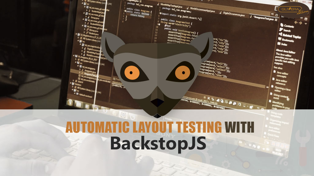 Automatic layout testing with BackstopJS