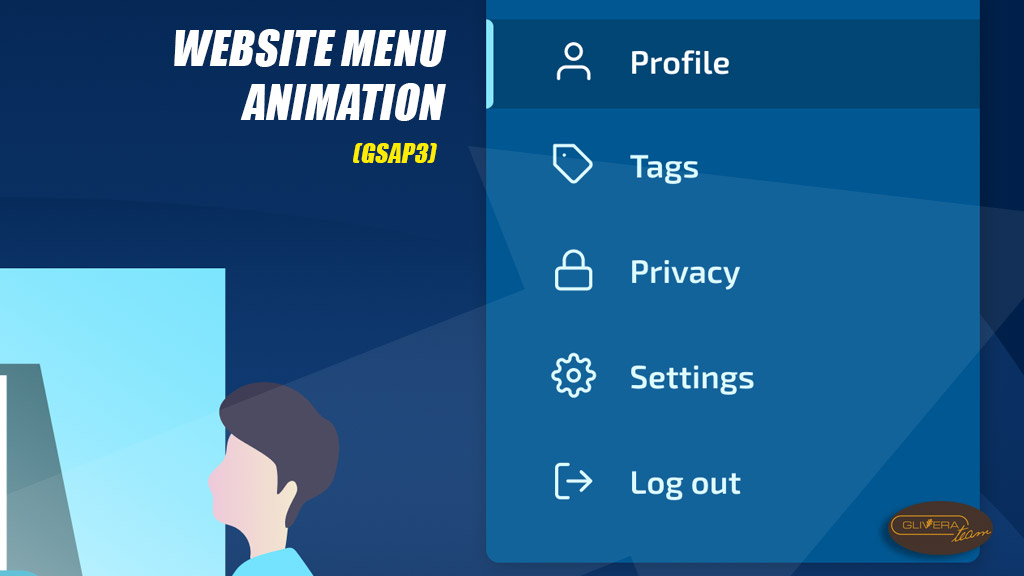 website menu animation frontend tricks